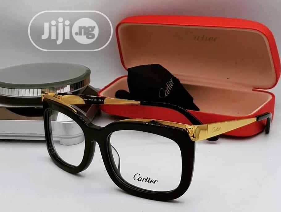 Cartier Eye Glass