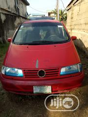 Volkswagen Sharan Automatic 2002 Blue | Cars for sale in Lagos State, Ifako-Ijaiye