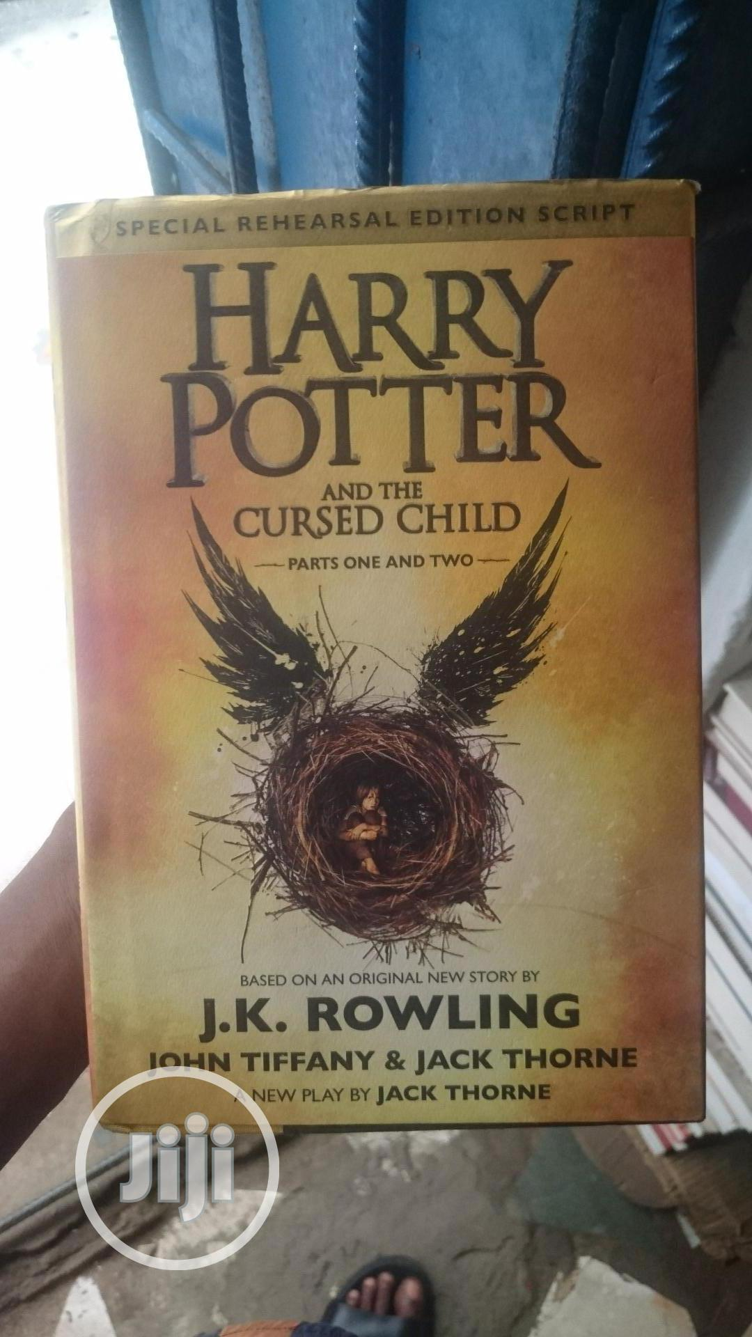 Archive: Harry Potter And The Cursed Child