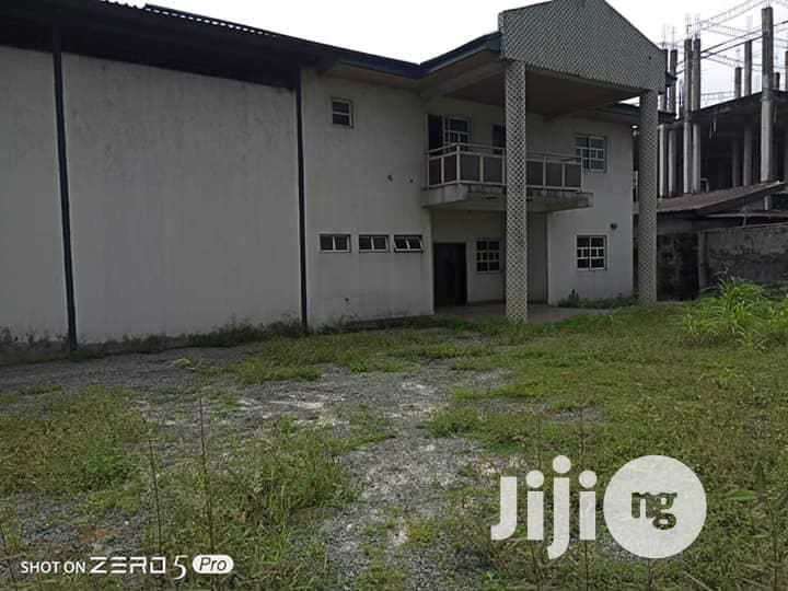 For Sale Warehouse/ Office Space on 5 Plots