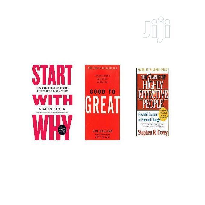 3 Best Leadership Books Every Leader Must Read