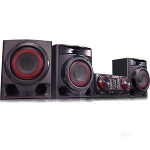 LG X Boom Music Set ( 720W ) Powerful Bass X Full Option+ Bluetooth