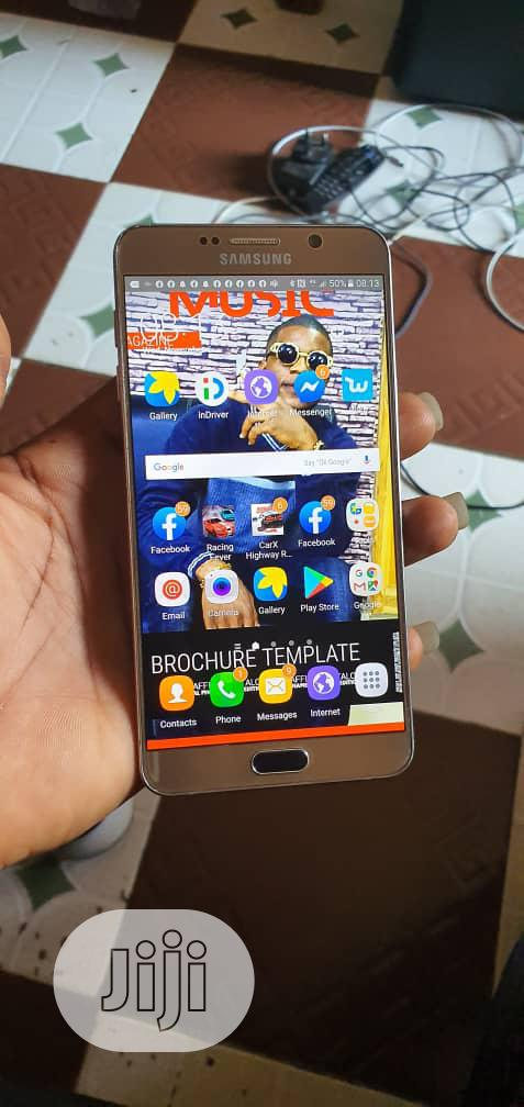 Samsung Galaxy Note 5 32 GB Gold   Mobile Phones for sale in Ikeja, Lagos State, Nigeria