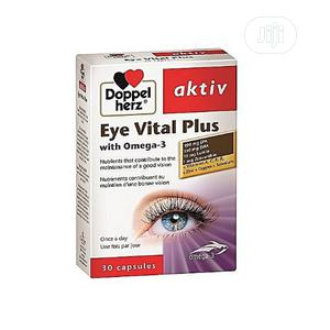 Doppelherz Eye Vital Plus With Omega 3 | Vitamins & Supplements for sale in Abuja (FCT) State, Wuse 2
