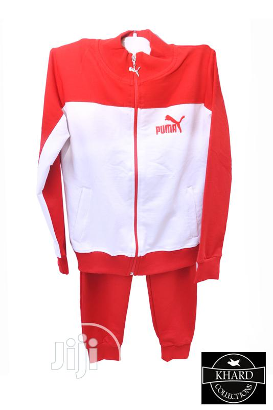 Quality and Unique Puma Track Suit for Boys