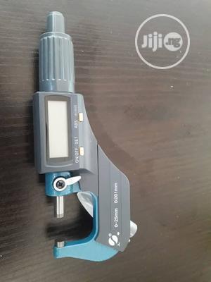 Digital Micrometer Screw Guage