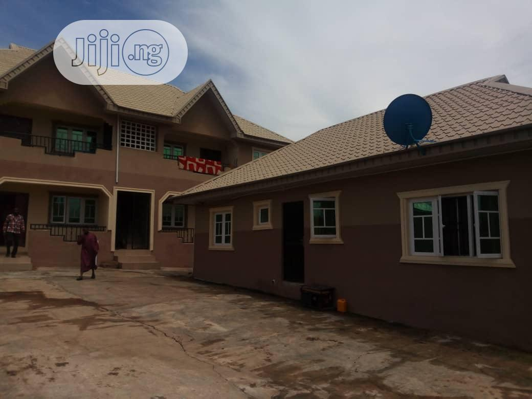 2 Bedrooms 4 Flat With Rooms Parlor BQ at Akobo Ibadan | Houses & Apartments For Sale for sale in Ibadan, Oyo State, Nigeria