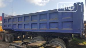 Clean Used 45tons Tipping Bucket Super 35 Axle Front 2015 | Trucks & Trailers for sale in Lagos State, Apapa