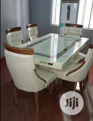 Marble Dining Table | Furniture for sale in Lagos State, Magodo