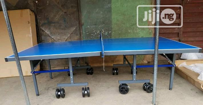 Outdoor Table Tennis Board
