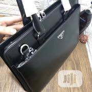 Original Prada Men's Quality Leather Bag   Bags for sale in Lagos State, Lagos Island
