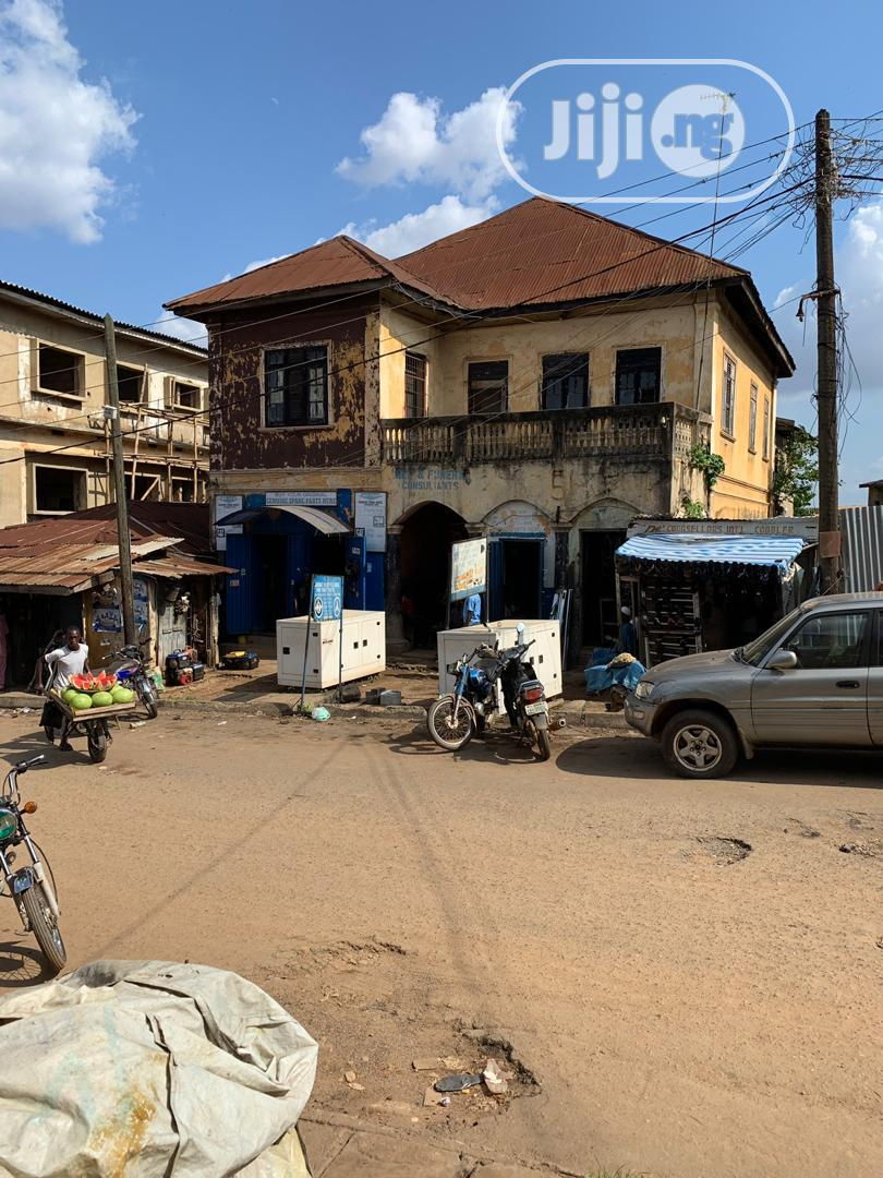 Archive: Old Structures on 2 Plots at Oke Ado Area Ibadan
