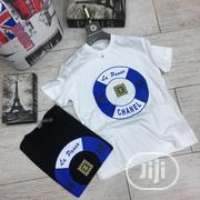 Original Chanel Men's Qualit T-Shirts | Clothing for sale in Lagos State, Lagos Island