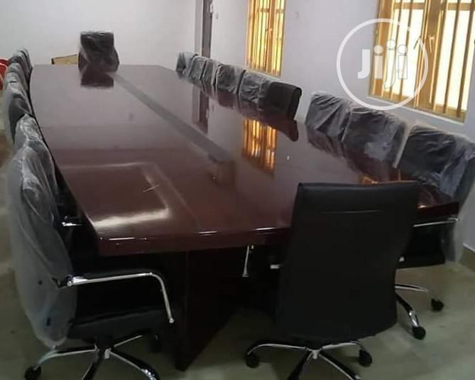 Archive: Executive Conference Table&Chairs.