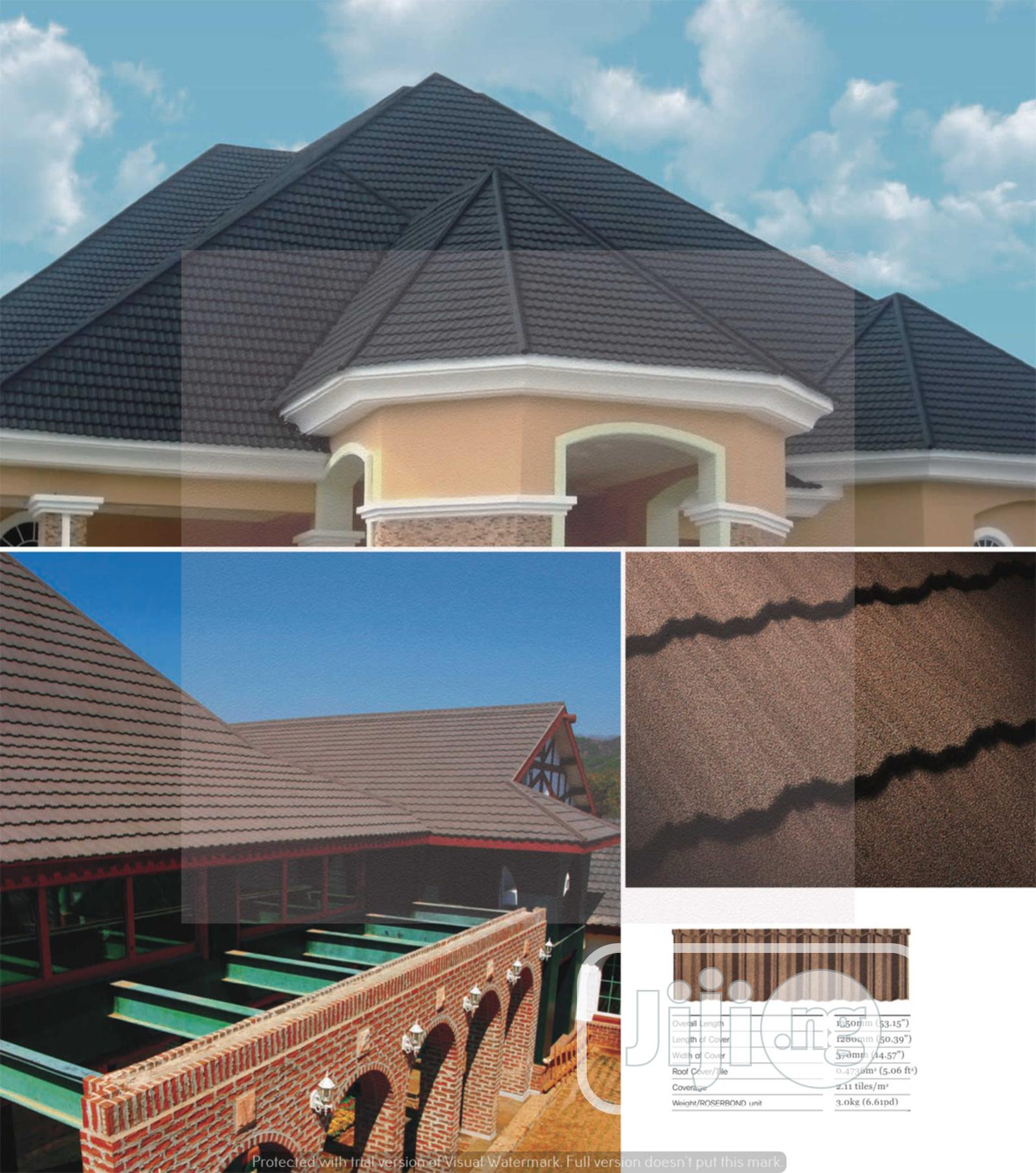 Canada Gerard Korea Classic Stone Coated Roofing