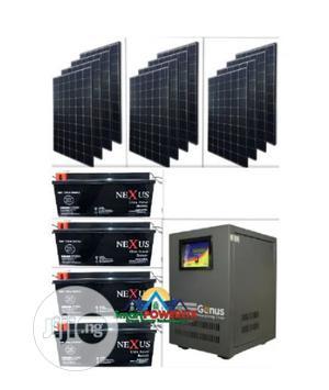 Full 4000VA Inverter And Solar Installation | Solar Energy for sale in Lagos State, Ikorodu