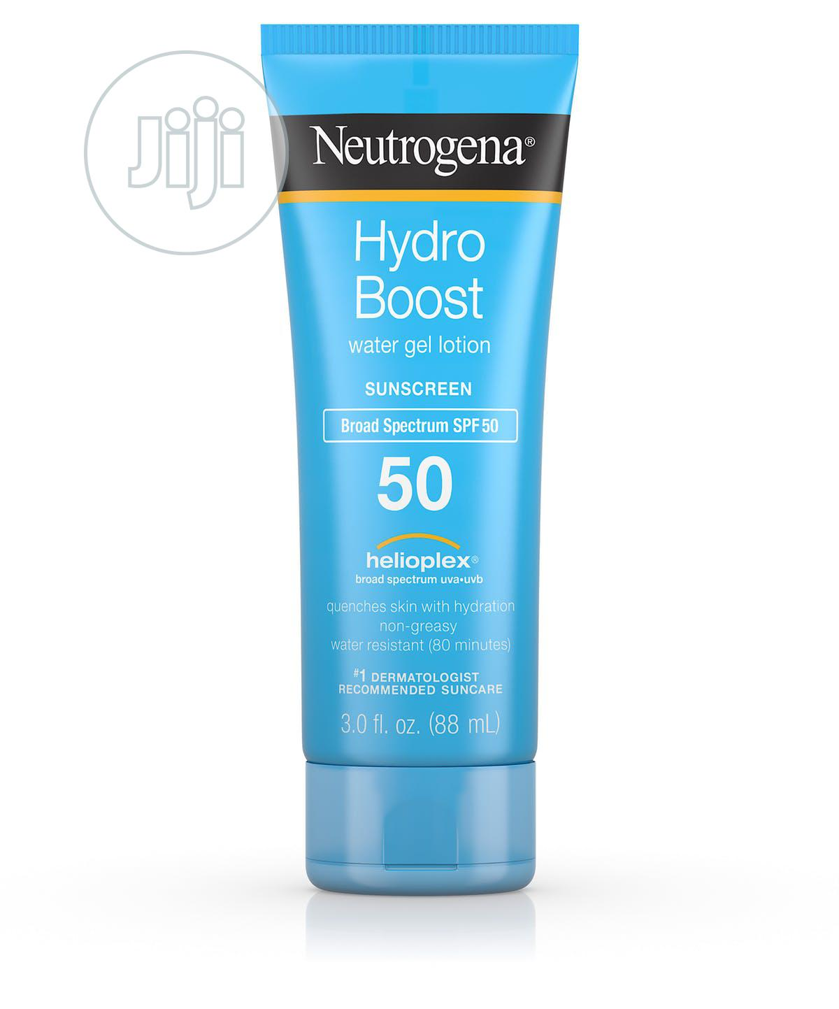 Archive: Hydro Boost Water Gel Lotion Sunscreen SPF 50