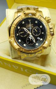 Original Invicta Wrist Watch | Watches for sale in Lagos State, Lagos Island