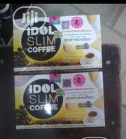 Idol Slim Coffee Drink for Weight Loss, Slimming, Burn Fat | Vitamins & Supplements for sale in Lagos State