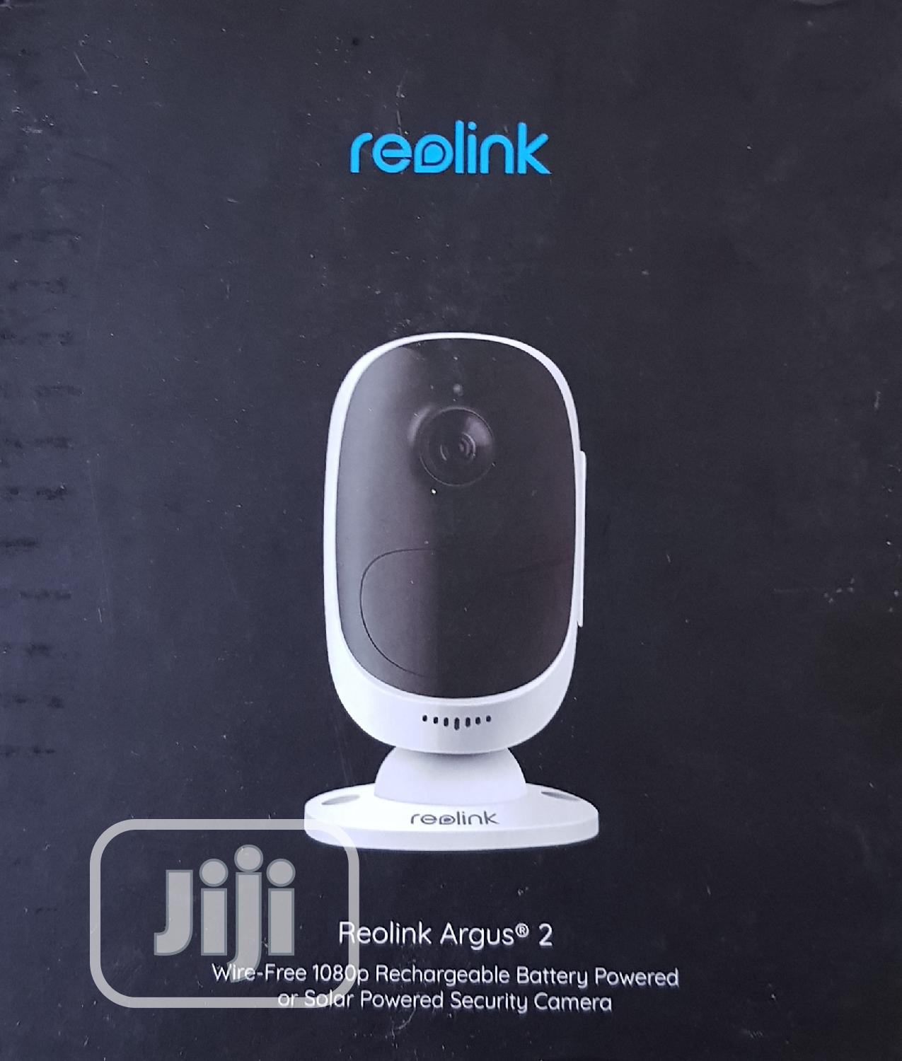Archive: Reolink Argus 2. Solar IP Camera.