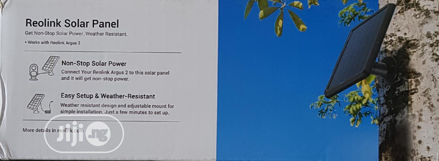 Archive: Reolink Solar Panel