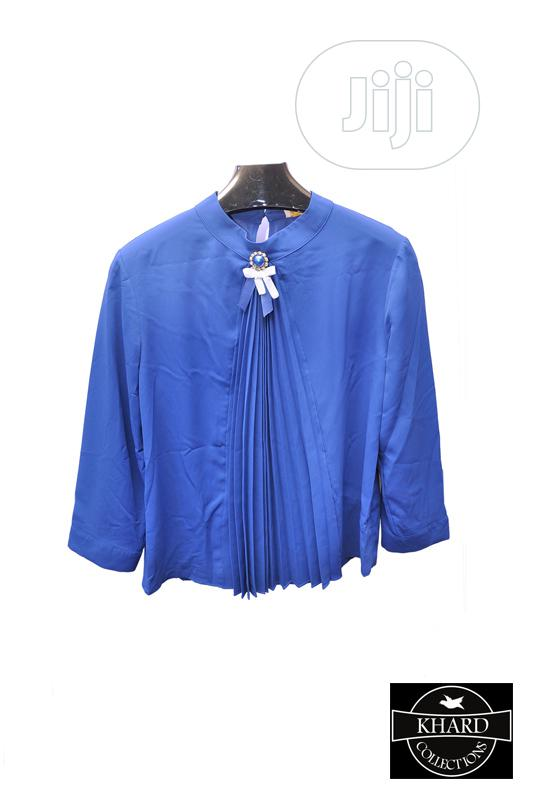 Archive: Top Quality And Elegant Ladies Blouse
