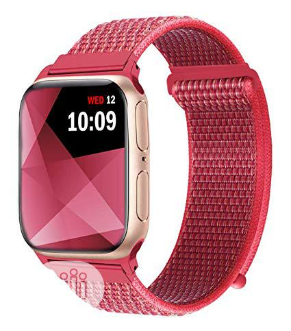 Archive: Nylon Sport Loop Replacement Strap For Iwatch
