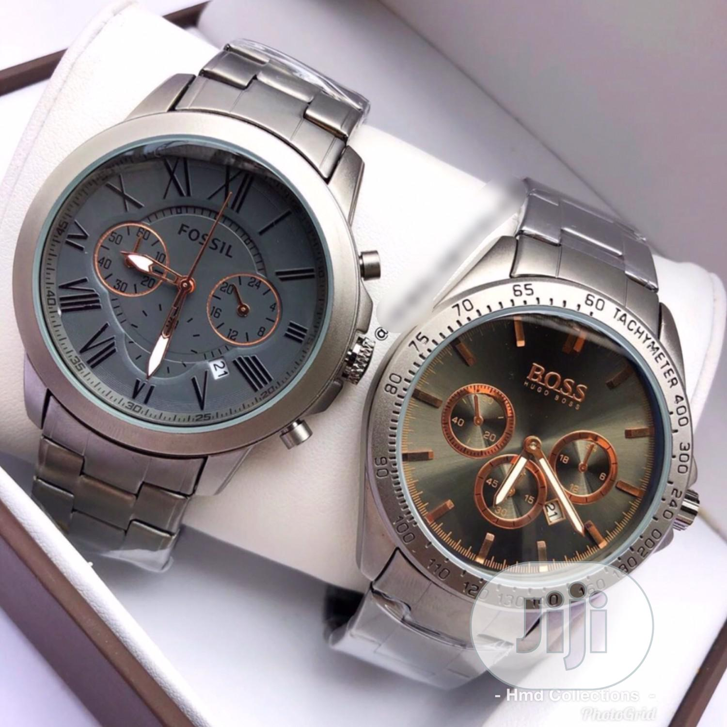 Exclusive Fossil Wristwatch