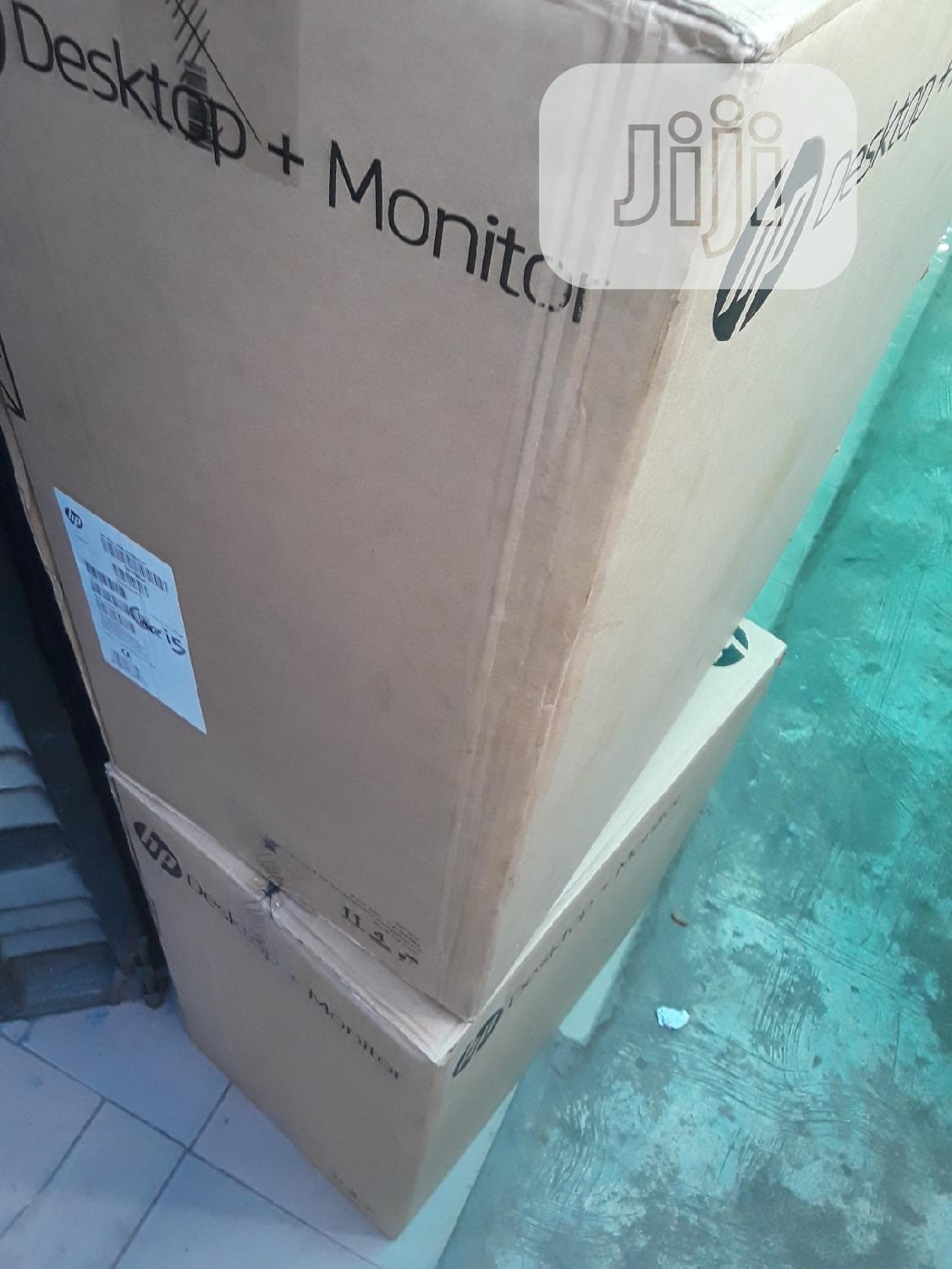 New Desktop Computer HP 12GB Intel Core i5 HDD 1T | Laptops & Computers for sale in Ikoyi, Lagos State, Nigeria