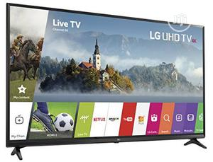 Brand New LG(65inches)4K Smart,Full HD,Wi-fi, Internet TV | TV & DVD Equipment for sale in Lagos State, Ojo