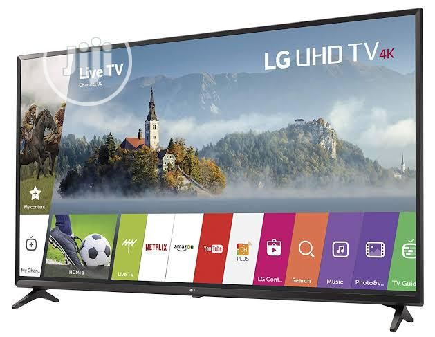 Brand New LG(65inches)4K Smart,Full HD,Wi-fi, Internet TV   TV & DVD Equipment for sale in Ojo, Lagos State, Nigeria