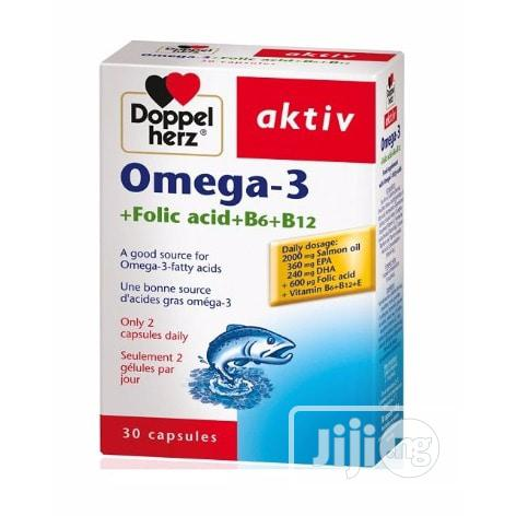 Omega-3 Fish Oil 2000mg by 30 Capsules