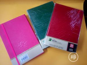 A5 LEATHER Notepad Available in Different Colours | Stationery for sale in Lagos State, Surulere