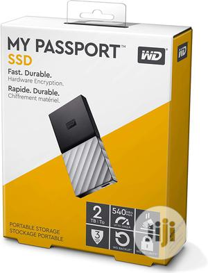 WD 2TB My Passport SSD External Portable Drive,USB 3.1,Up | Computer Hardware for sale in Lagos State, Ikeja