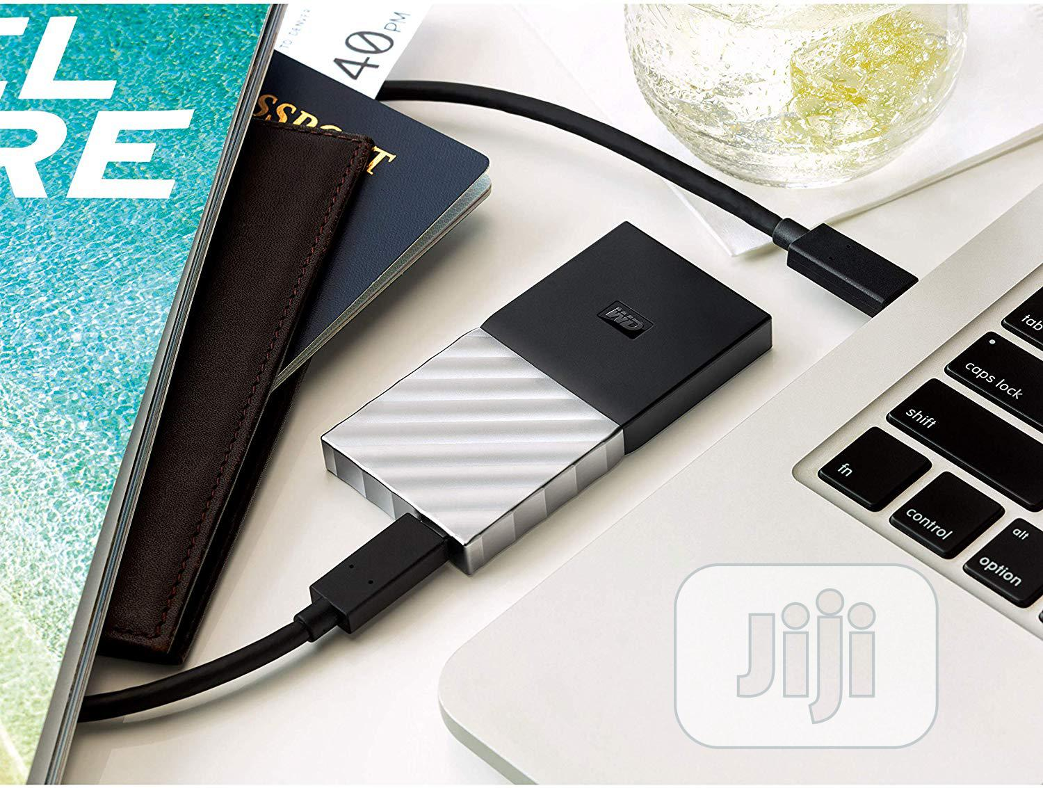 WD 2TB My Passport SSD External Portable Drive,USB 3.1,Up | Computer Hardware for sale in Ikeja, Lagos State, Nigeria