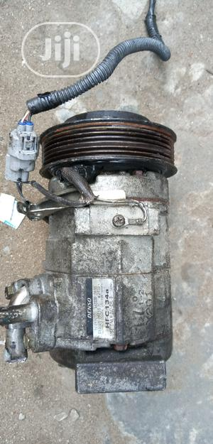 AC Compressor Toyota Prado Land Cruiser 2015   Vehicle Parts & Accessories for sale in Lagos State, Mushin