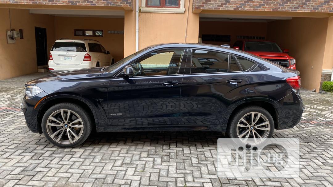 Archive: New BMW X6 2016 Black