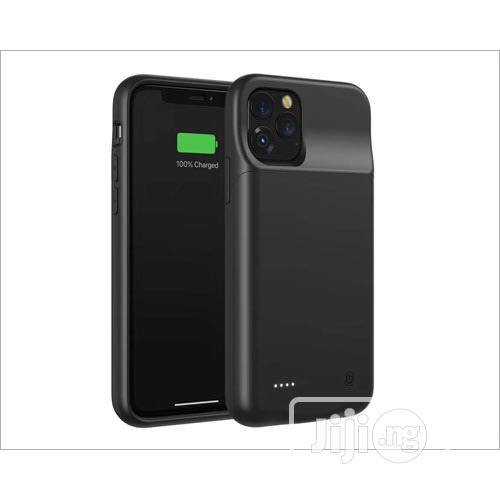 Battery Case Power Bank for iPhone 11 Pro - 5000mah   Accessories for Mobile Phones & Tablets for sale in Ikeja, Lagos State, Nigeria