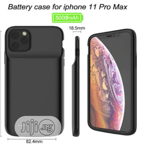 5000mah Battery Case For iPhone 11 Pro Max Power Bank Charging Case