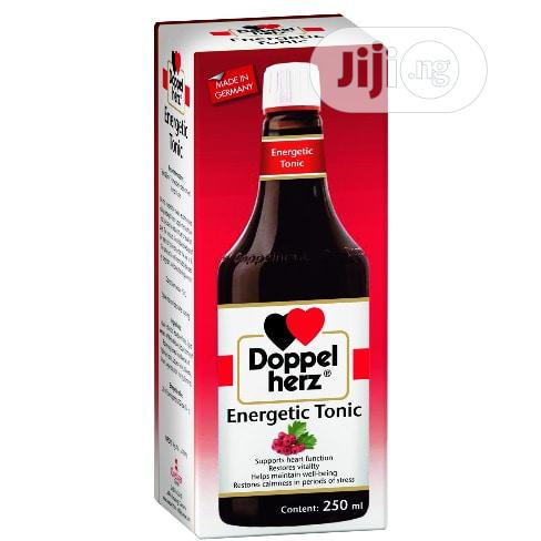 Doppelherz High Blood Pressure and Stress Relief - Energetic Tonic
