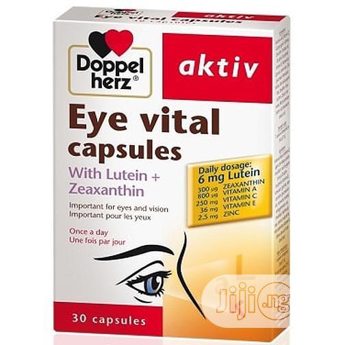 Doppelherz Eye Care Supplement - Eye Vital