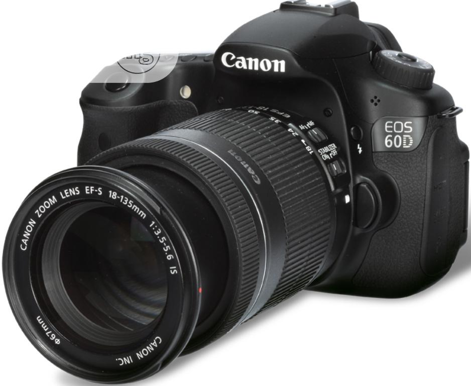 Mint Canon EOS 60D Body Only