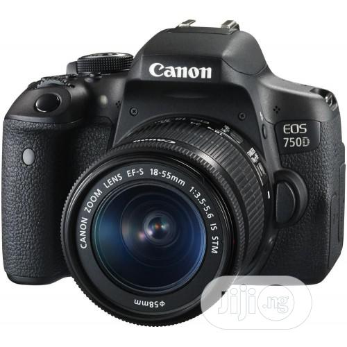 Archive: Brand New Canon 750D
