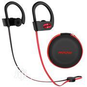 Mpow Flame Upgraded Bluetooth Headphone | Headphones for sale in Lagos State, Shomolu