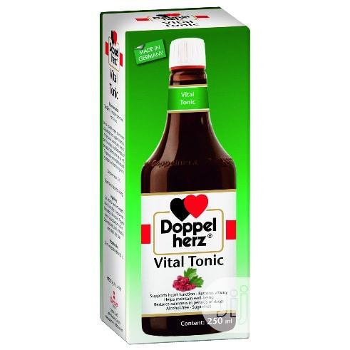 Doppelherz Vital Tonic - Sugar Free - 250 Ml