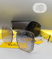 Designer Fendi Sunglass Gold | Clothing Accessories for sale in Lagos State, Lagos Island