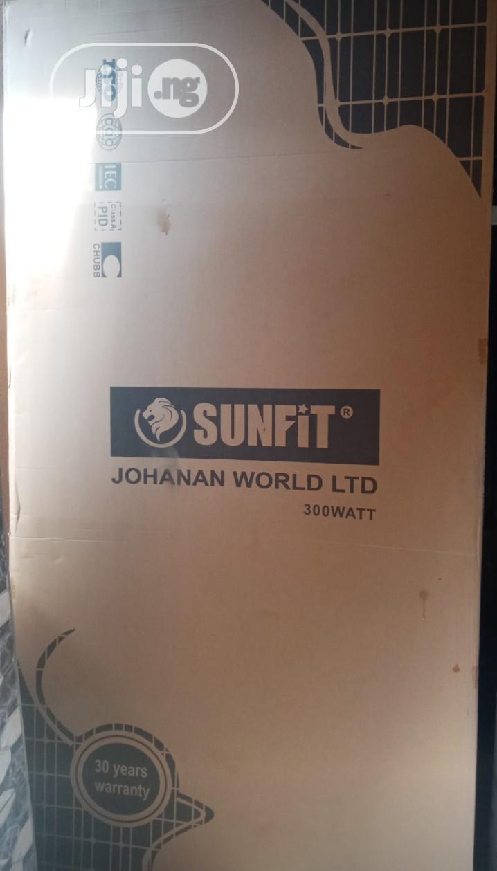 300watts Solar Panel Mono