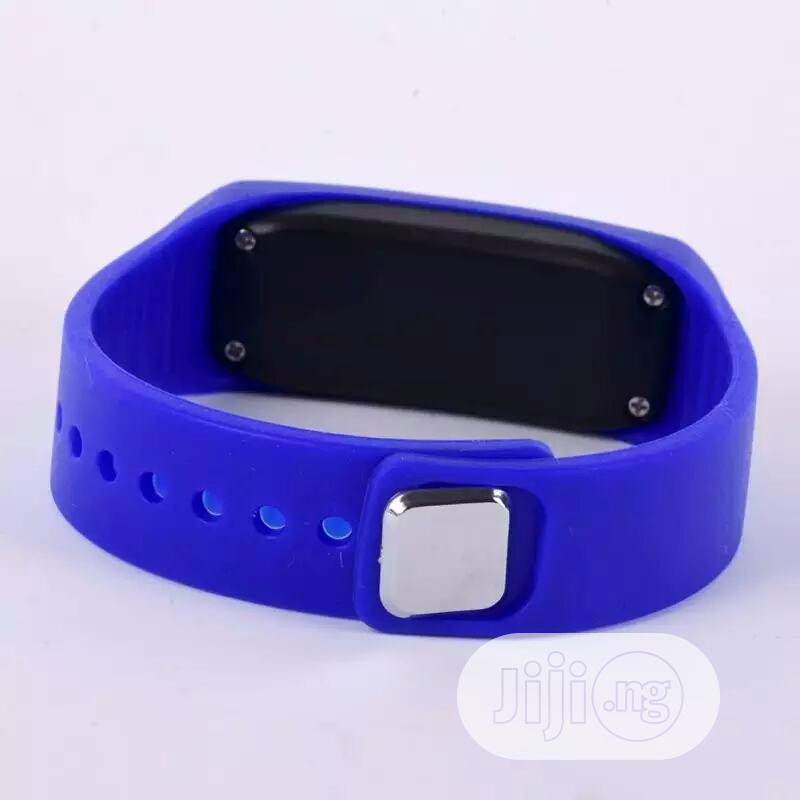 Archive: Touch Screen LED Watch Ultra Thin Men Sports Digital LED