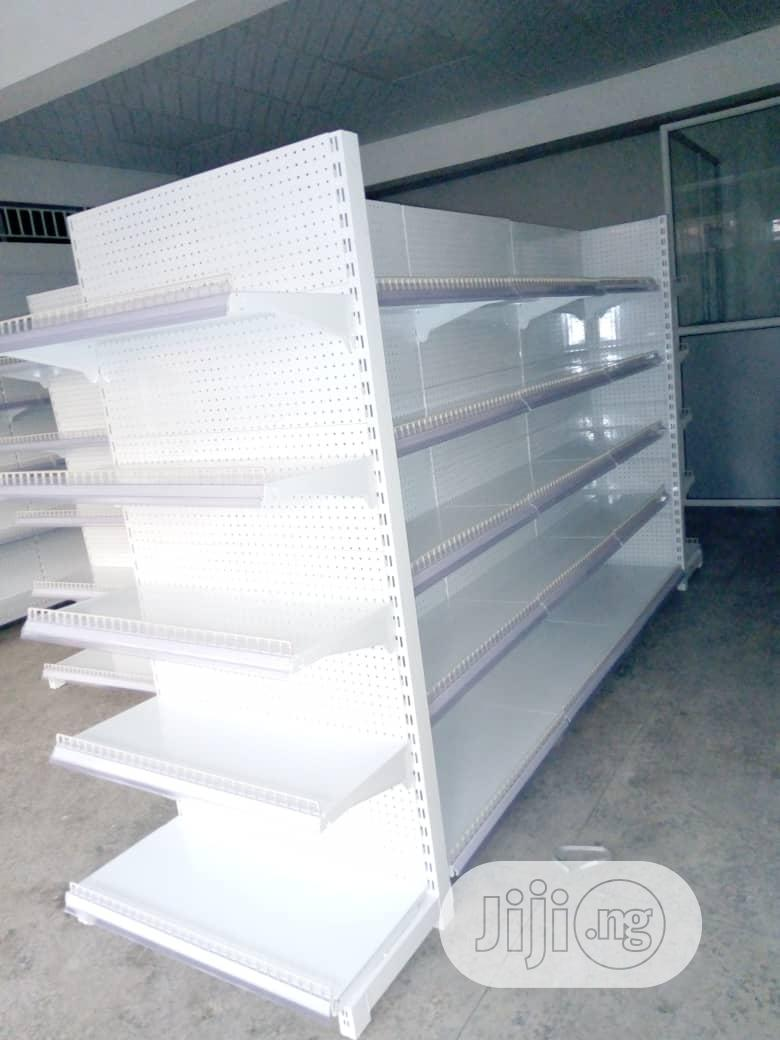 Supermarket Shelves | Store Equipment for sale in Wuye, Abuja (FCT) State, Nigeria