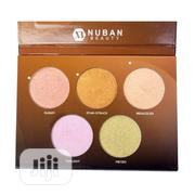 Nuban d'Glow Palette Highlighter | Makeup for sale in Lagos State, Lekki Phase 1
